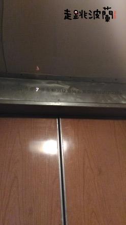 電梯門上樓層燈號