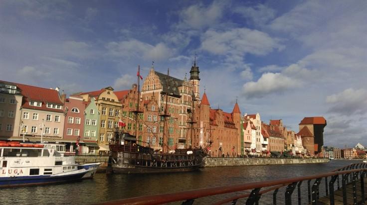 格但斯克 (Gdańsk) / 莊慧瑾