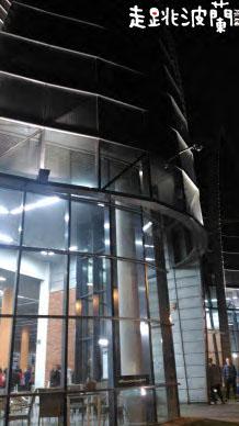 EC1的新天文館入口