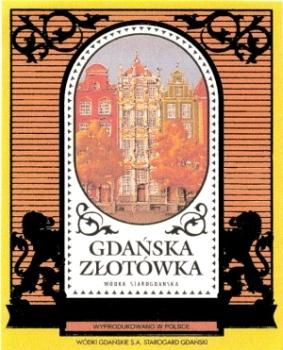 Gdańska Złotówka商標