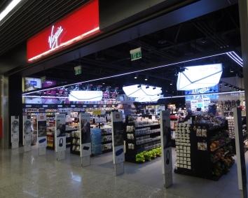 機場免稅店