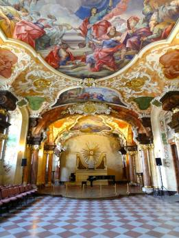 Wrocław大學的演奏廳:Oratorium Marianum.jpg