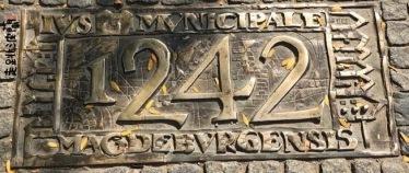 西元1242年接受馬格德堡章程